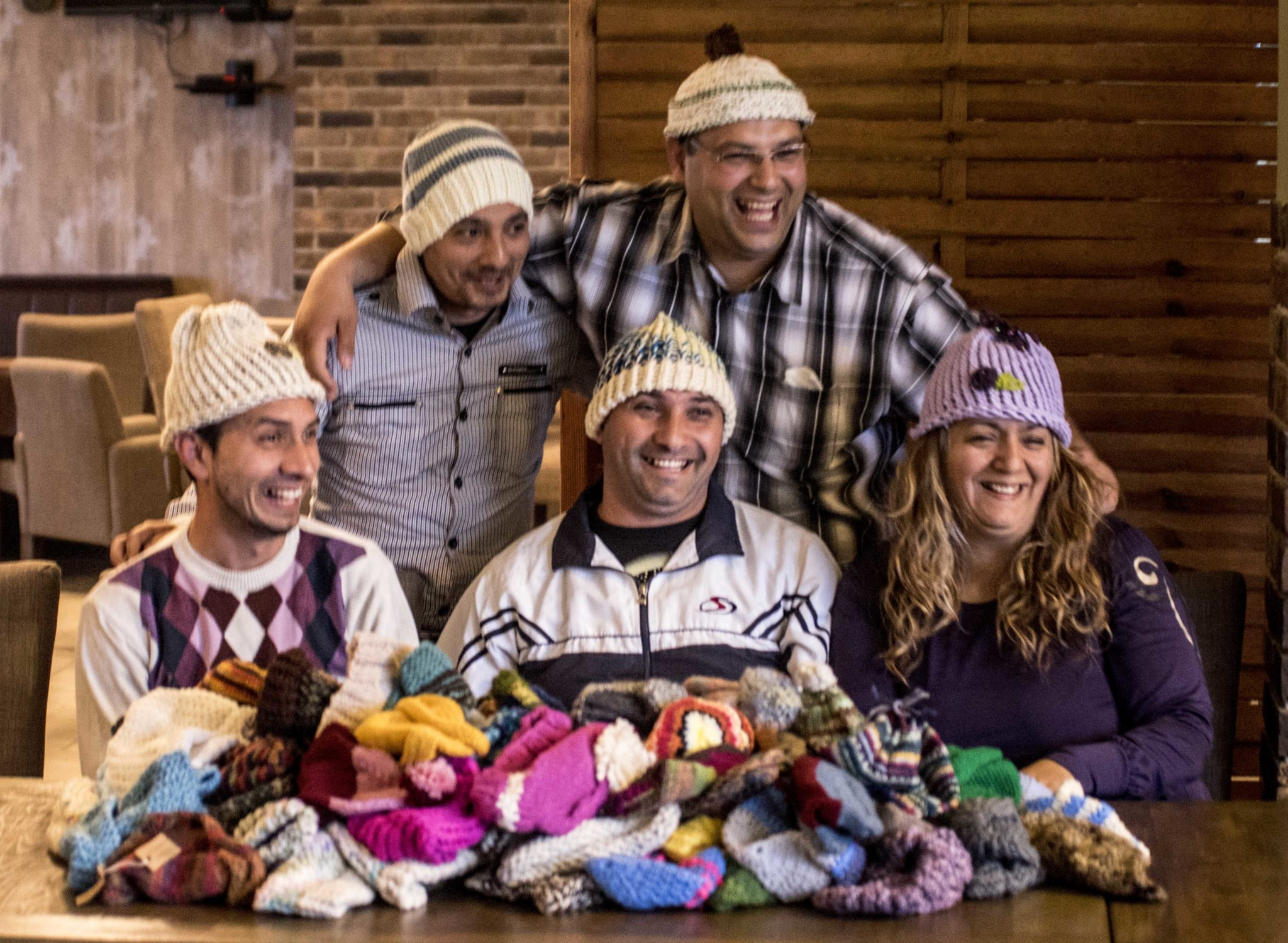 300 Hats for Roma Children – Linking Partners