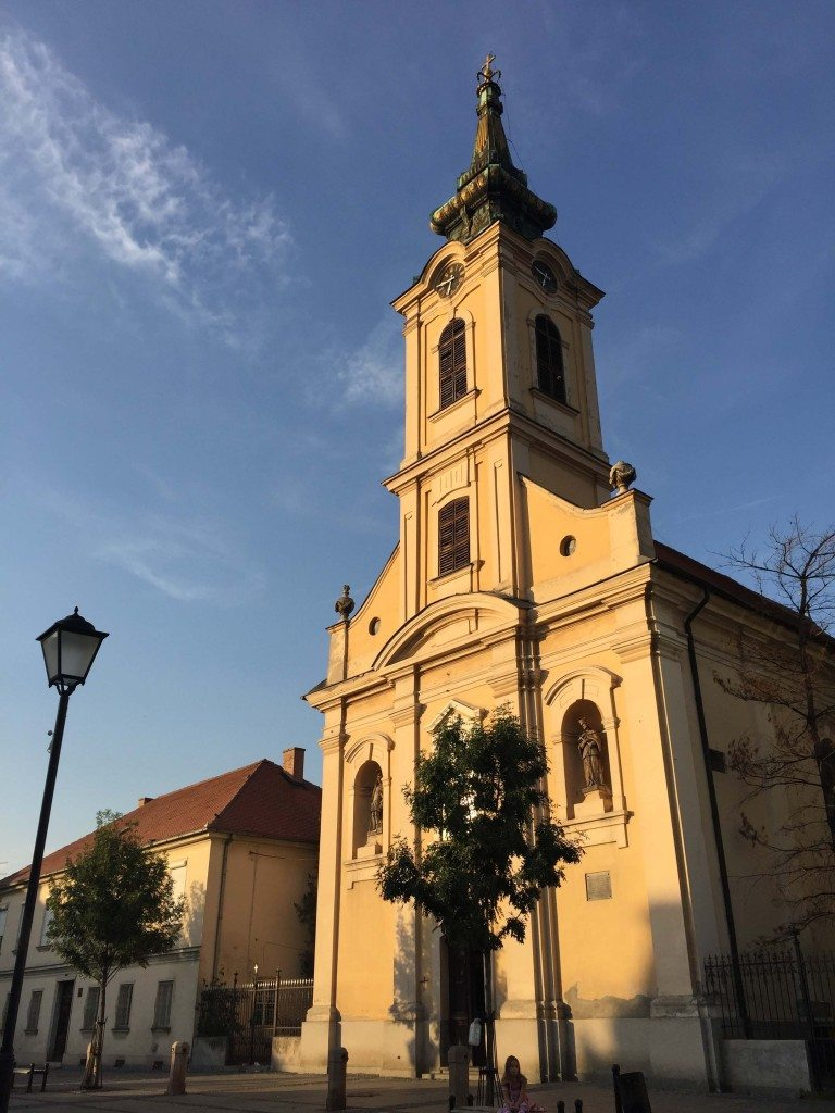 Belgrade Church